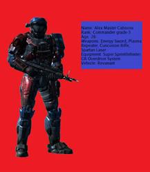 Commander A.Master Caboose Bio by jakob-the-dragon-boy