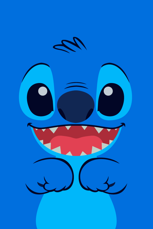 Cute Stitch And Angel Wallpaper For Iphone Love Stitch And Angel