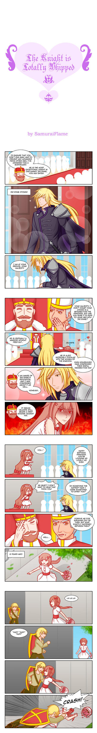 The Princess is a Total Deviant: CH 2 (1-5) by Samuraiflame