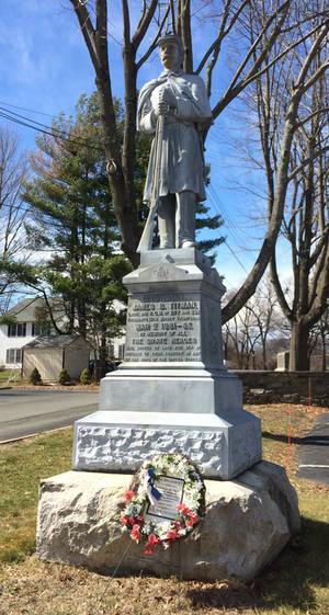 Civil War Soldiers' Monument