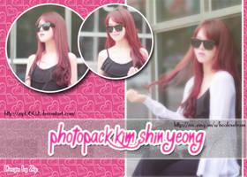 PHOTOPACK Kim Shin Yeong 02 by Zip0602