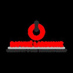 Daphn Larouche Logo-red by daphelty