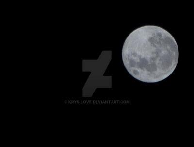 The Man in the Moon by Krys-Love
