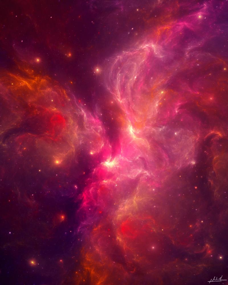 astronomy artists - photo #45