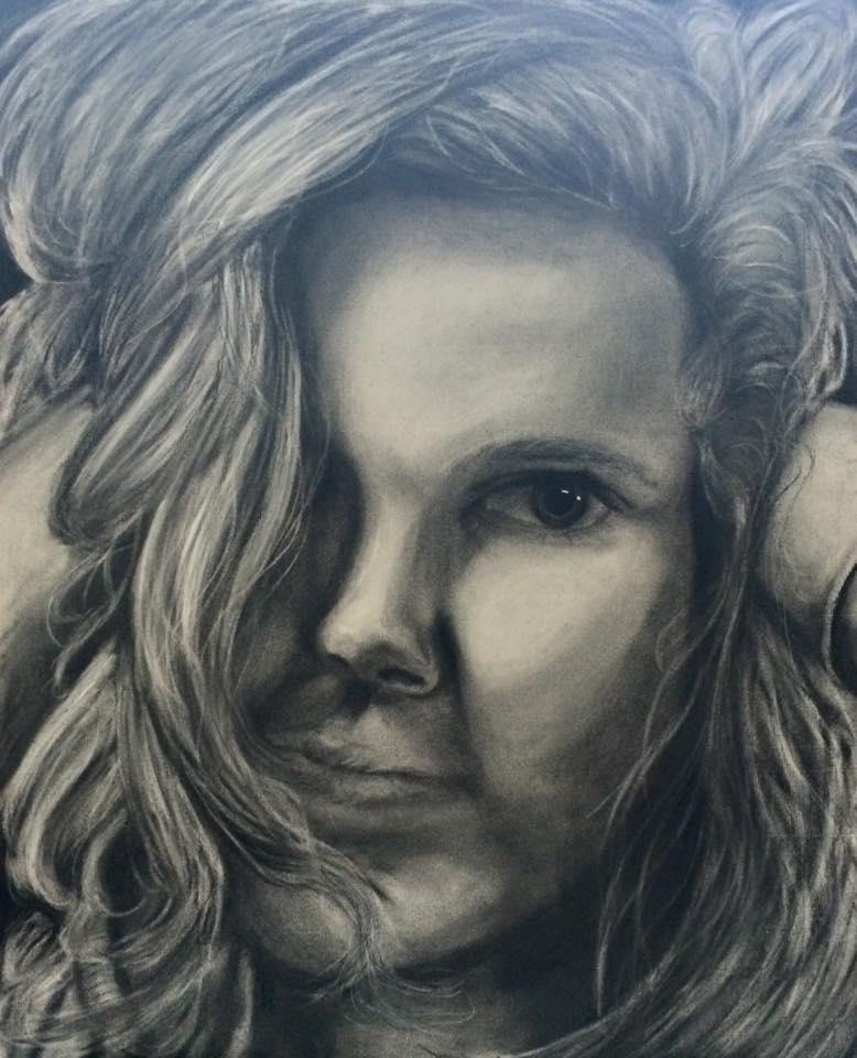 Self Portrait by Aturmchan