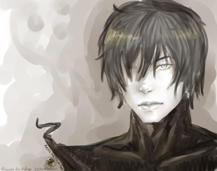 Shinigami Lord Death on TheSoul-EaterFanClub - DeviantArt