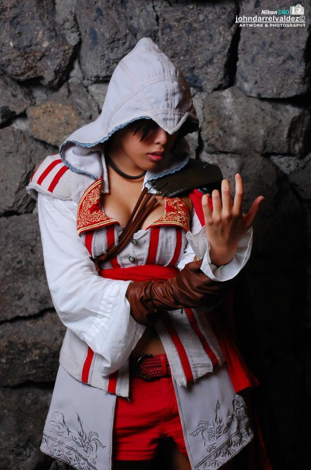 Ezio Auditore Female Version By Gabygabgab On Deviantart