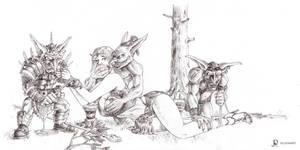 Goblin Peril