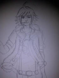 doodling about shiro kuma's new design