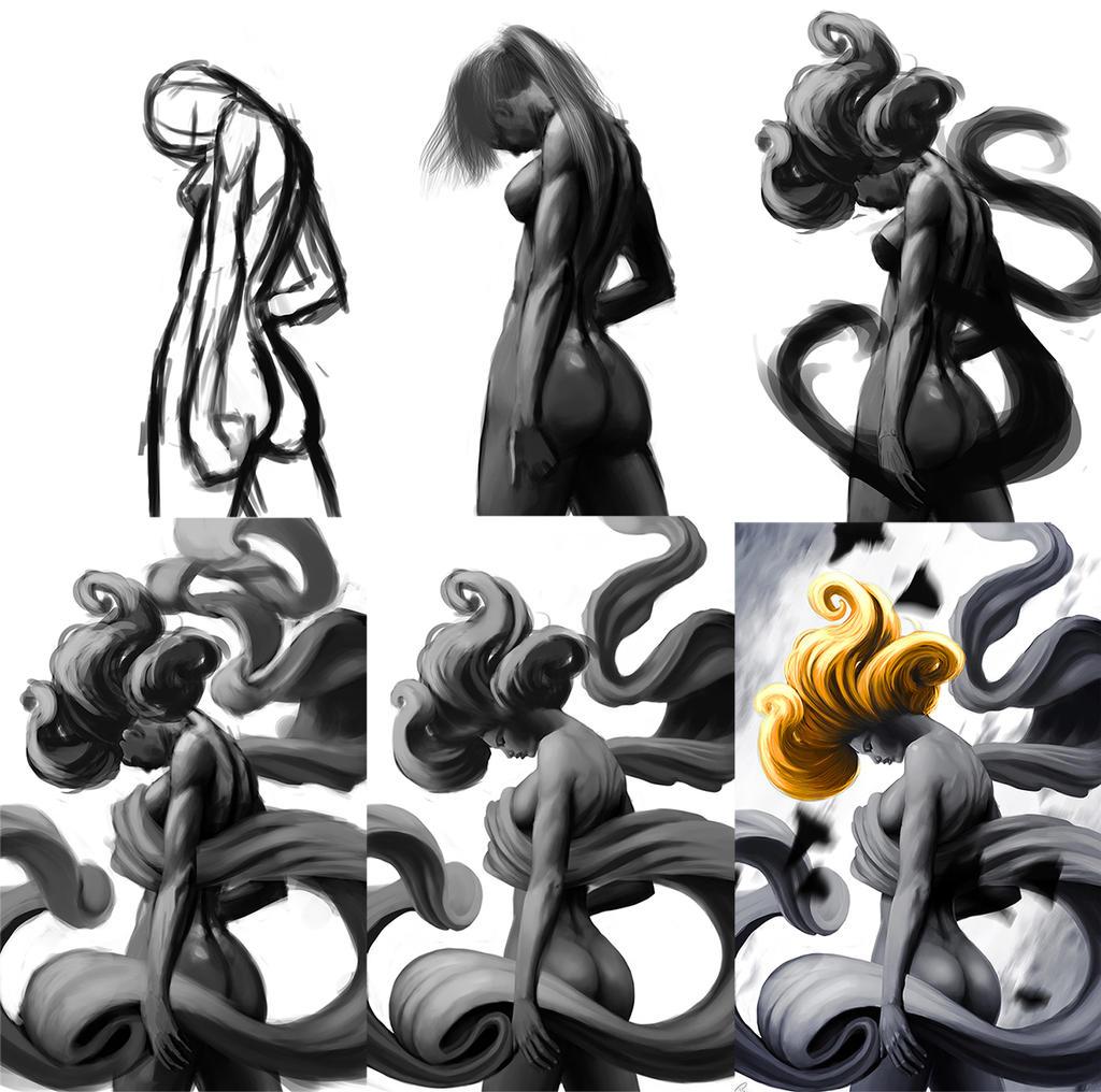 Goldilocks step by step by SanchoPancho