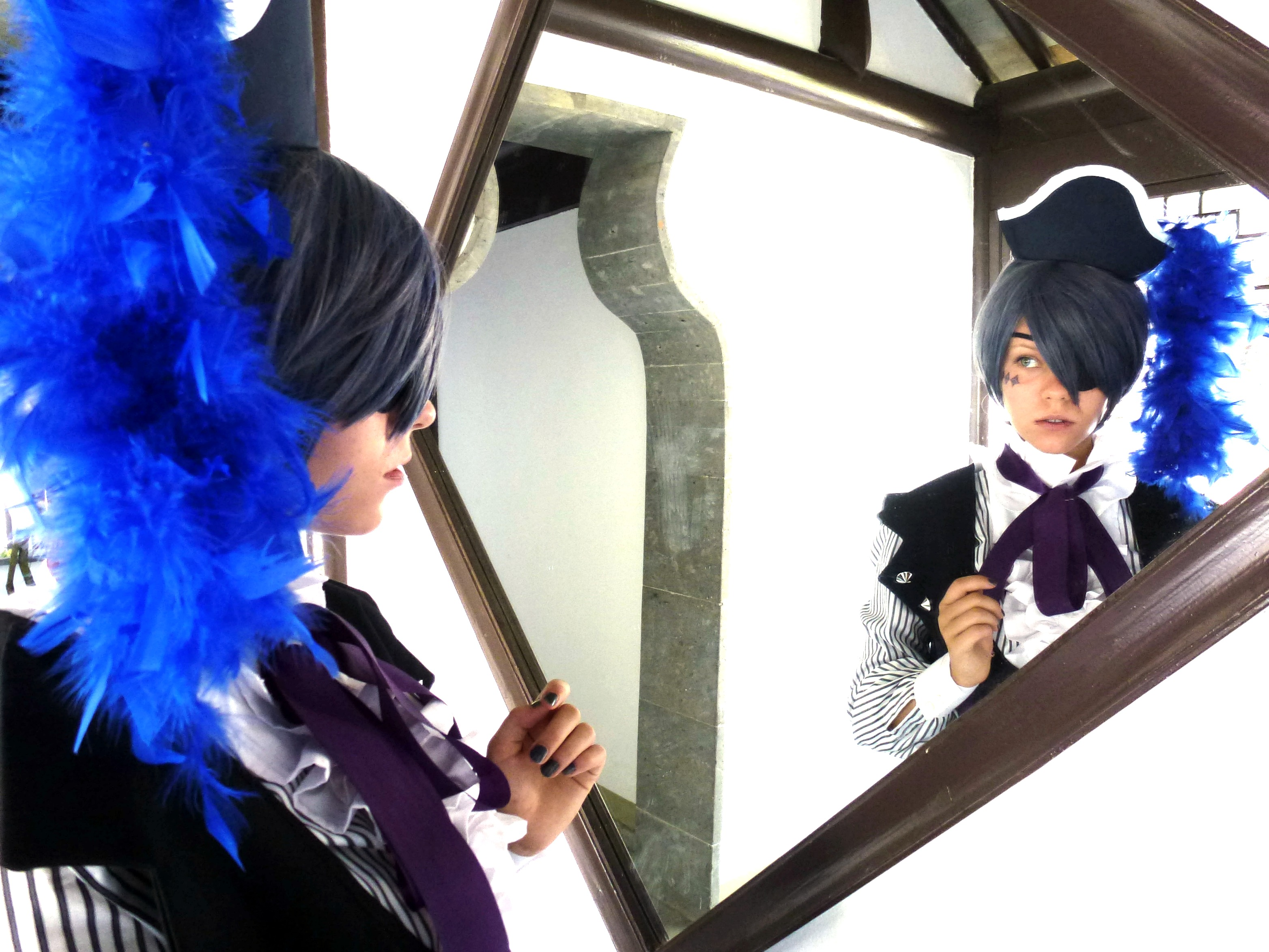 Ciel 'Smile' Phantomhive by HollySmiley