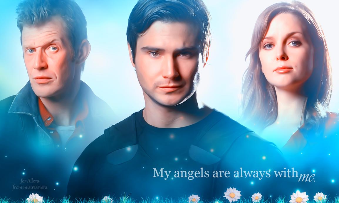My angels by mistressvera