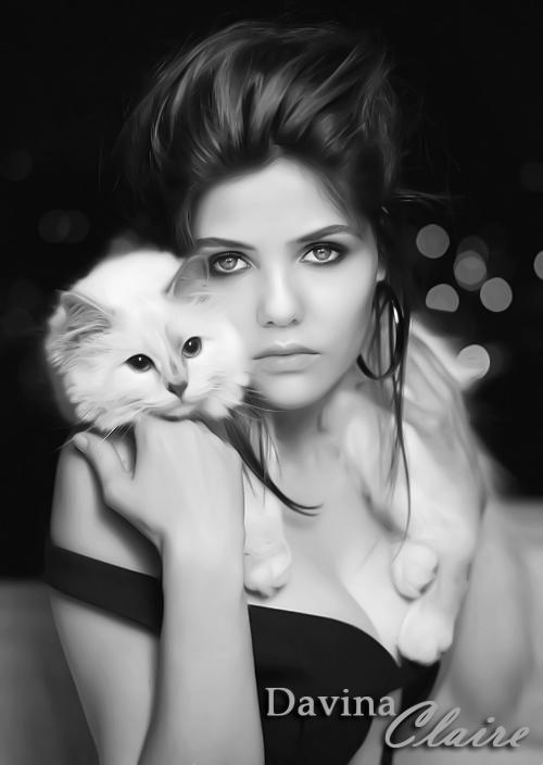 Davina Claire by mistressvera