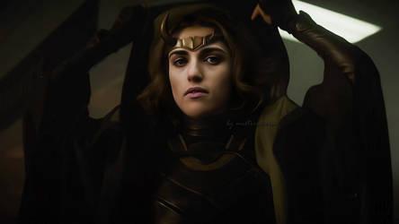 Katie Mcgrath as Lady Loki