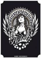 Ink Goddess by odindesign