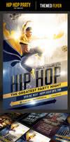Hip Hop Night Flyer Template
