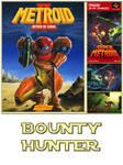 Metroid Poster 'Bounty Hunter'