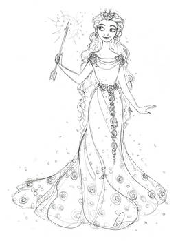 Glinda The Good Witch of the South (OZ)