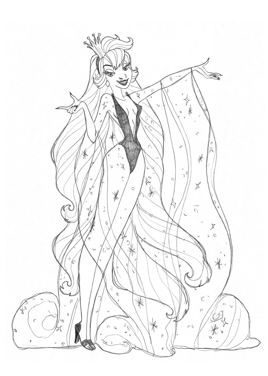 Nude princess daphne #13