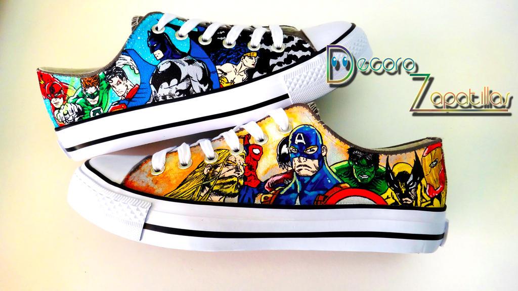 Vans Vs Dc Shoes