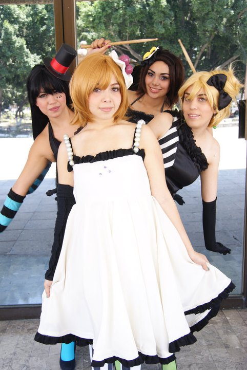 K-on Cosplay by NayeliCoss