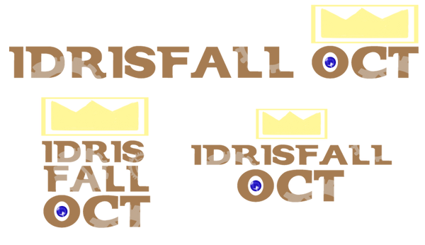Idrisfall OCT: Logos by ashestoApples
