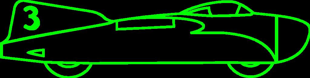 rETROjETcAR