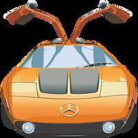 MercedesC111