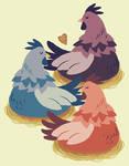three french hens
