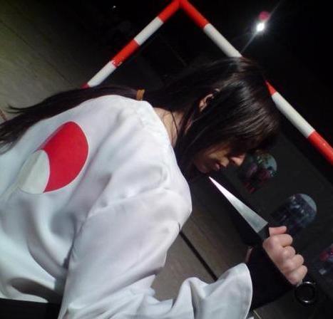 Sasuke_Sasuko_Uchiha Cosplay 2 by Shady-Chan