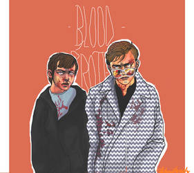 blood brother :: commission