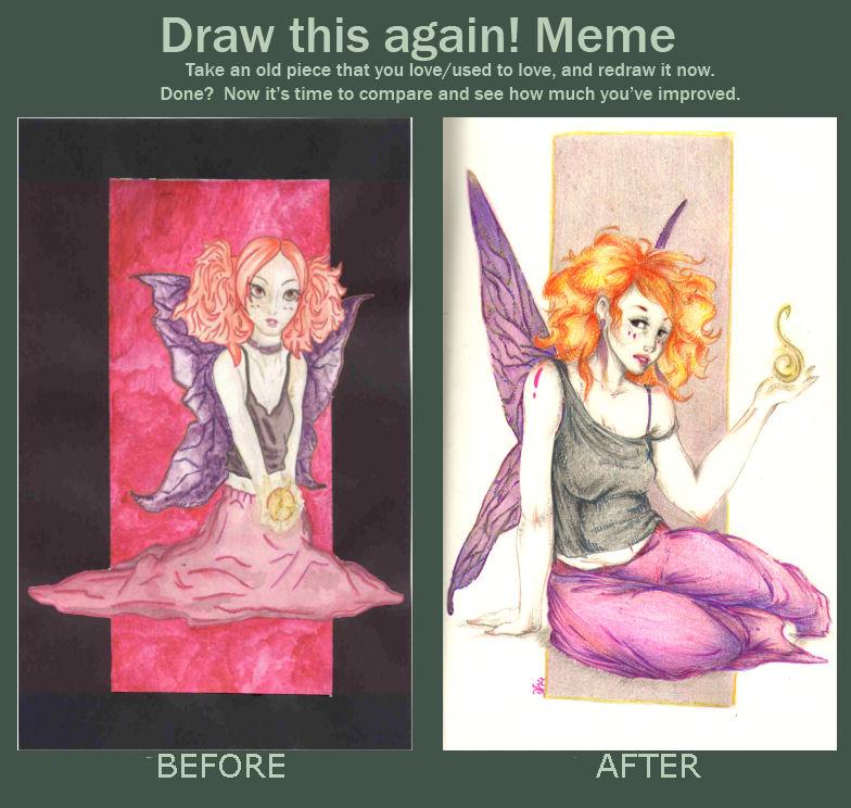 Meme  Before And After Debora Style by DeboraFonseca