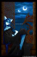 -Rising Moon- by zetallis
