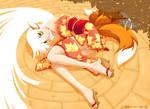 Kitsune Girl