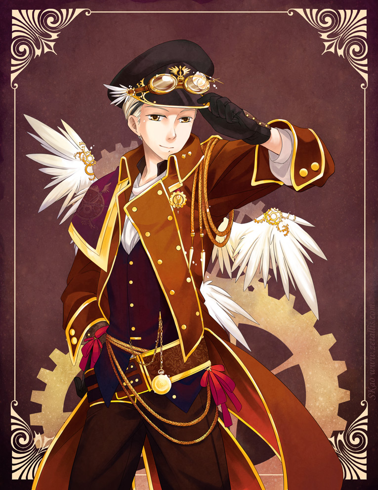 steam punk anime steampunk - photo #35