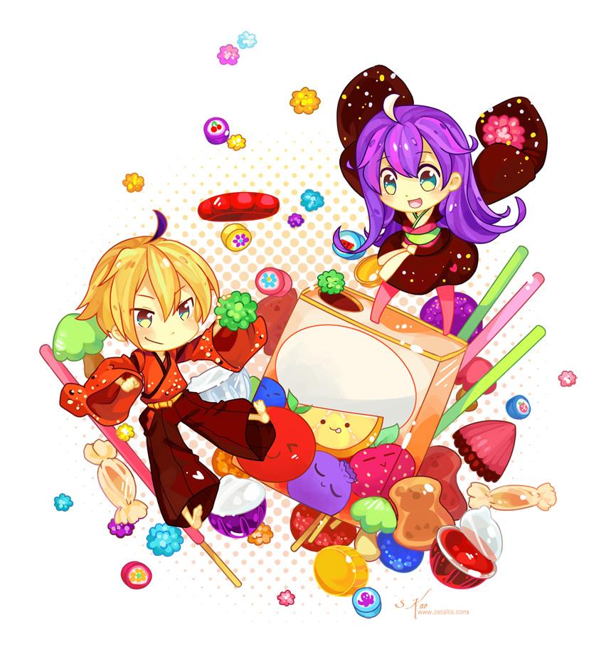 Sweets by zetallis