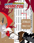 NYCC 2014 @ AA Table 04
