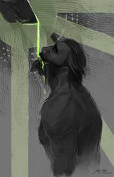 Warden Blackwall by zetallis