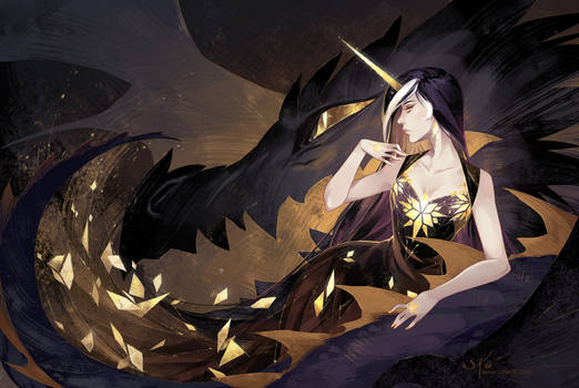 NDK 1015 | Unicorn + Dragon