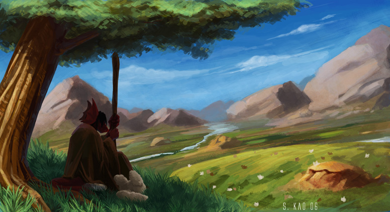 Loppox Shepherd by zetallis