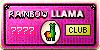 Rainbow Llama Club by TFZ9