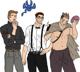 Guys by TFZ9