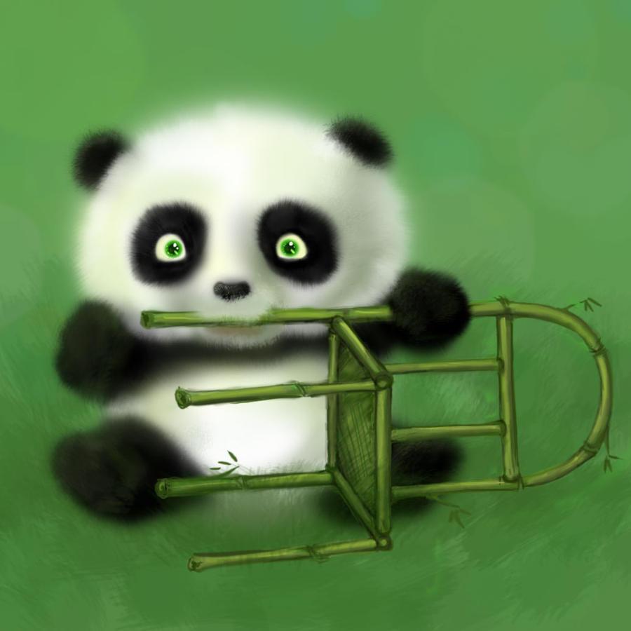 Baby Po by Neakaborn2lightKung Fu Panda 2 Baby Po
