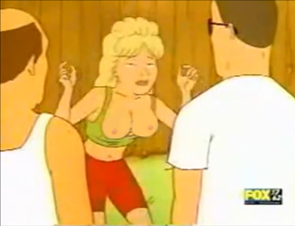nudes pic of king of the hill