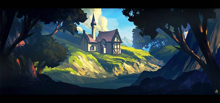Cottage MP Sketch