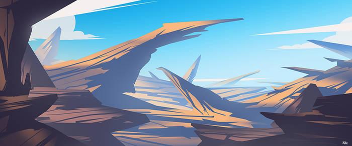 Spike canyon