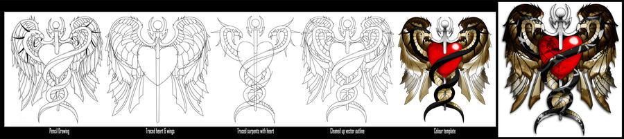 Caduceus design sequence