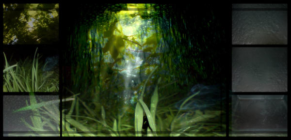 Underwater Gateway by Navitz