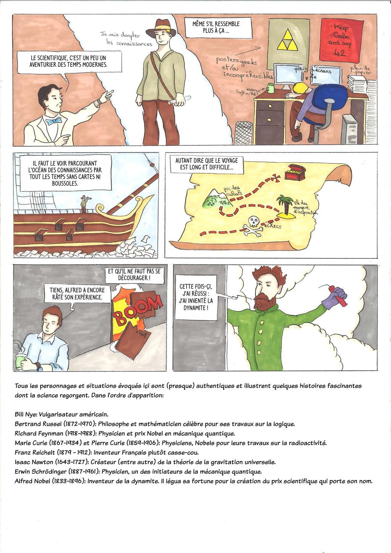 BD Concours science et humour page 2
