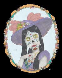 Catrina by ISiwennaI